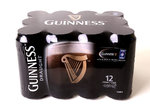 Guinness Draught - 12 Dosen a 440 ml mit 4,1% Vol Alc
