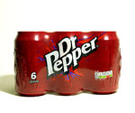 Dr. Pepper 6 Dosen a 330 ml