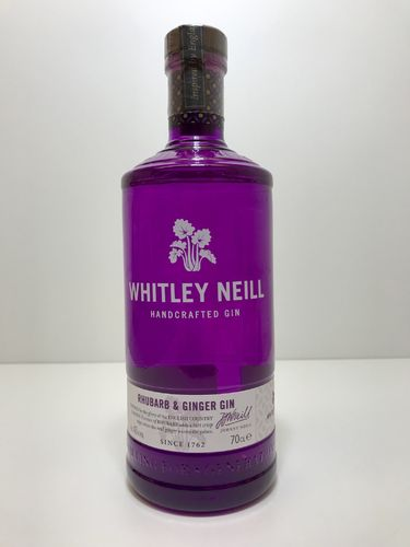 Whitley Neill Rhubarb & Ginger Gin 43% Vol 0,7l